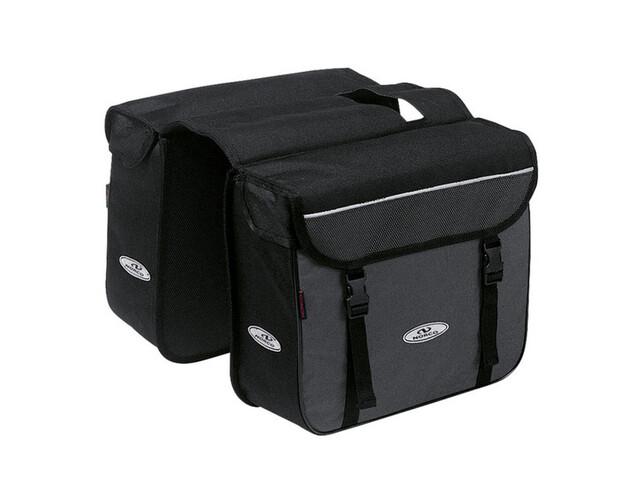 Norco Ottawa Zweifachtasche schwarz/grau